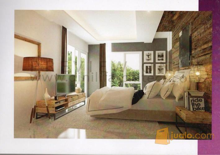 villa modern dg interior mewah