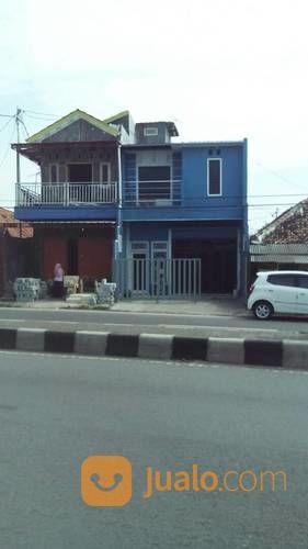 rumah dan tempat usaha di pinggir jalan klangenan cirebon