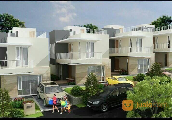 villa cantik design menarik dg harga sangat terjangkau