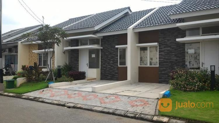 hunian bebas banjir cluster courtyard galuh mas karawang hub 081310248539