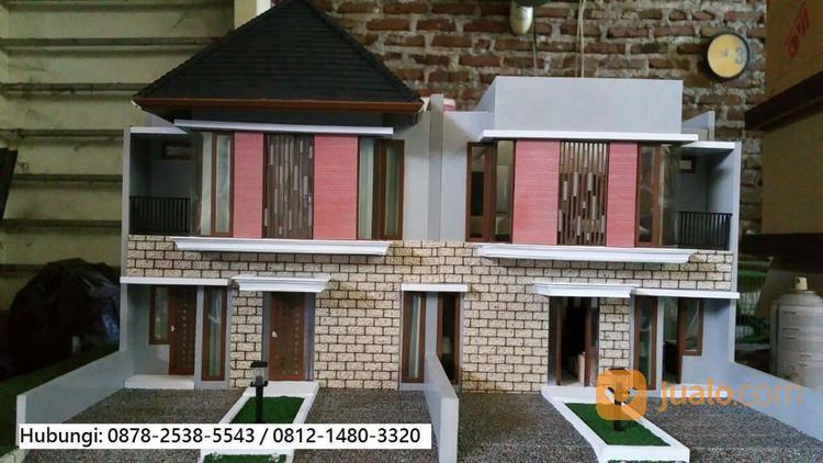 perumahan syariah dua lantai dengan konsep villa cluster di kawasan elit dago bandung utara