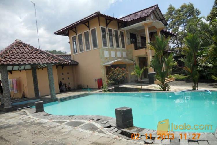 villa mewah 901 m2 di karangpandan, tawangmangu, karanganyar