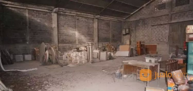 gudang tertutup konstruksi baja bungtomo i gatsu barat