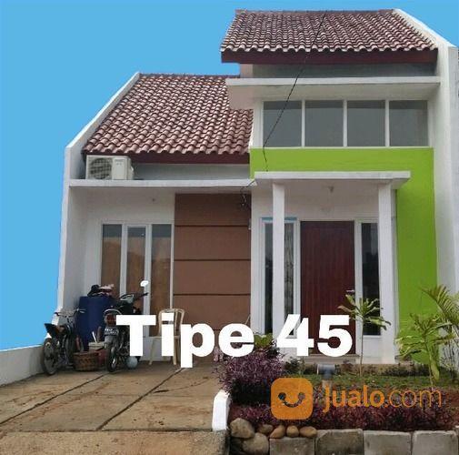 rumah bagus di cibinong dengan tipe 45 94,5