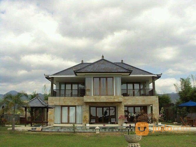 villa ekslusif di lombok