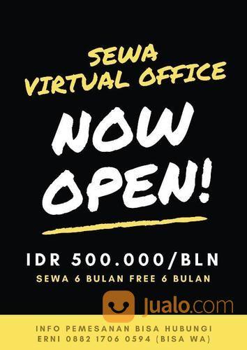 sewa virtual office murah di surabaya