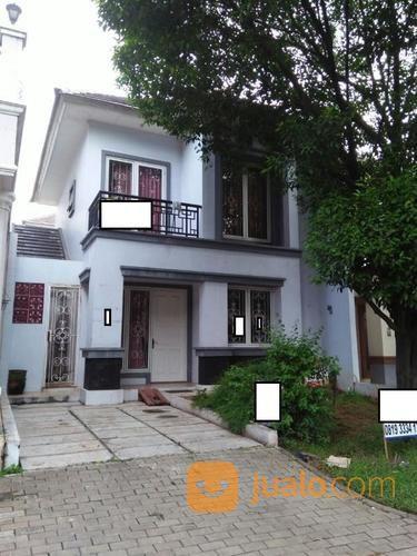 rumah dalam cluster dekat aman dekat satpam kota wisata