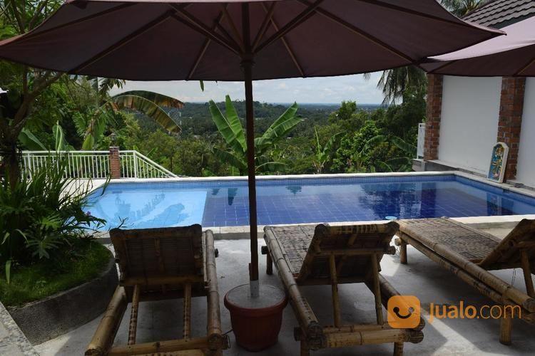 villa mewah di sandik lombok