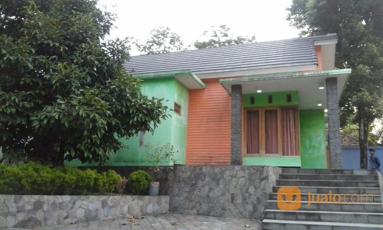 rumah di kawasan villa cipulus wanayasa purwakarta luas 350 m2