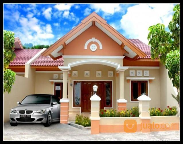 rumah prefab dan atap fumira