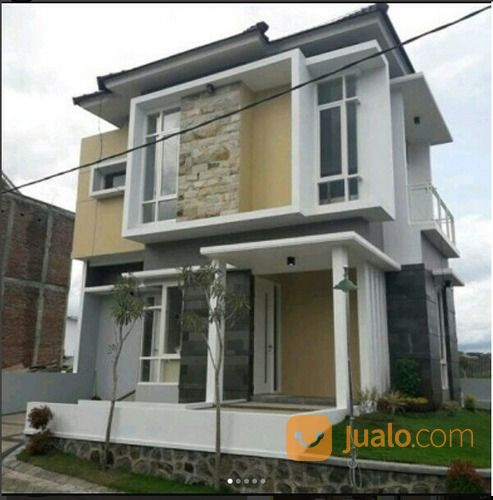 modern villa batu bns jagad land