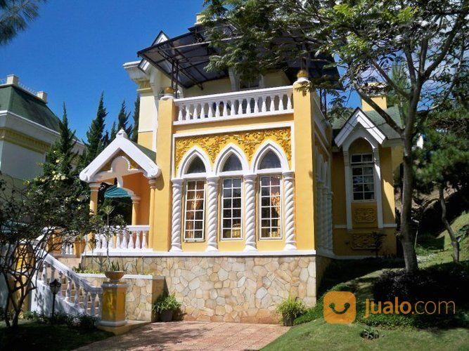 sewa murah villa kota bunga puncak cipanas