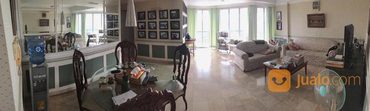apartemen brawijaya jakarta selatan - 2 br 112 m2 unfurnished