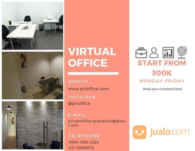 virtual office 1000 hari