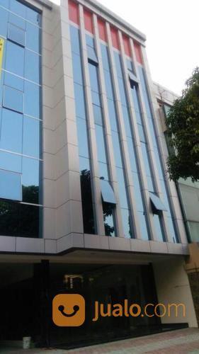 gedung kantor baru guntur setiabudi lt lb 400 1170 4,5 lantai
