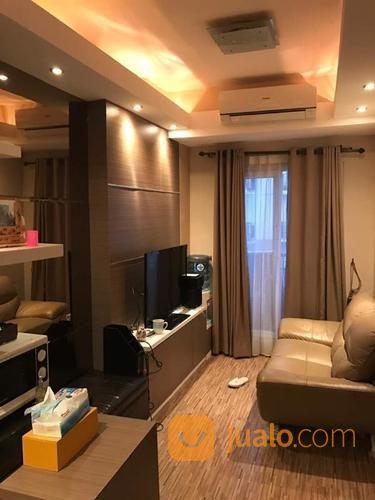 sewa - apartemen sunter park view 2 kamar furnished mewah