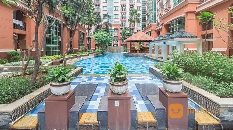 aman..lantai rendah ready gading resort residence moi kelapa gading