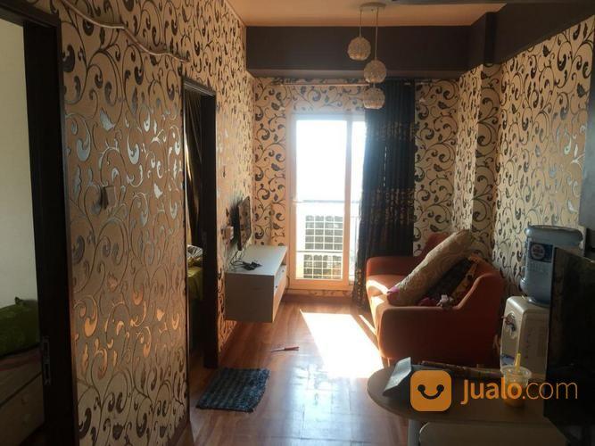sewa - apartemen sunter park view 2 kamar furnished bulanan