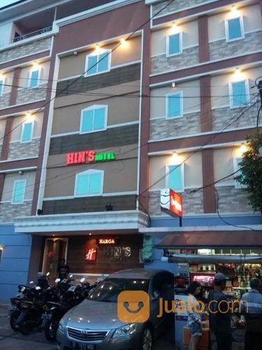 hotel di mangga besar - 5 lantai , 31 kamar