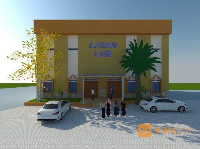 villa syariah home stay termurah di puncak bogor