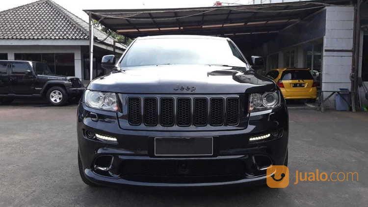 jeep grand cherokee srt-8 6.4l hemi suv premium 2013