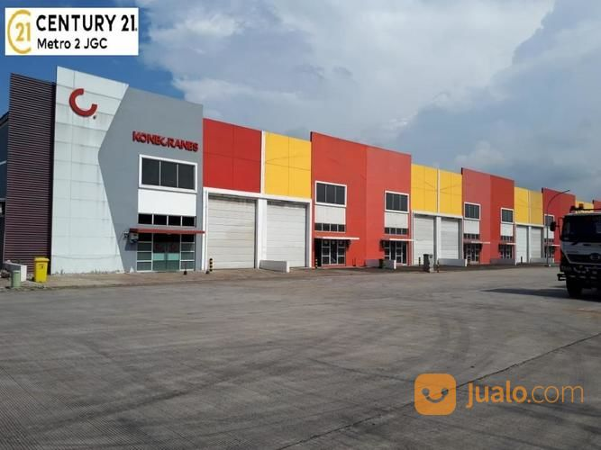 gudang dipergudangan sentral cakung business park