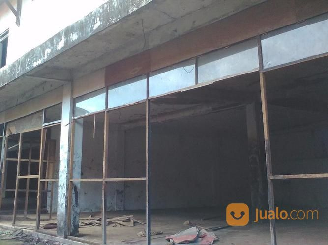 bangunan ex gudang mebel