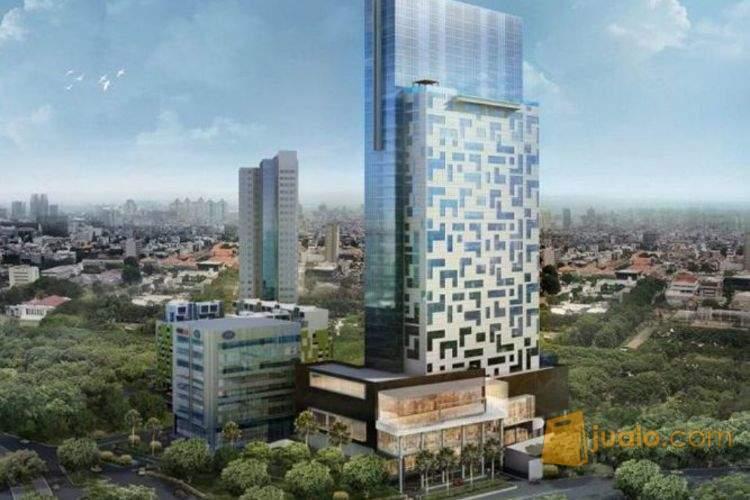 gallery west office tower, kebon jeruk, jakarta barat lokasi strategis