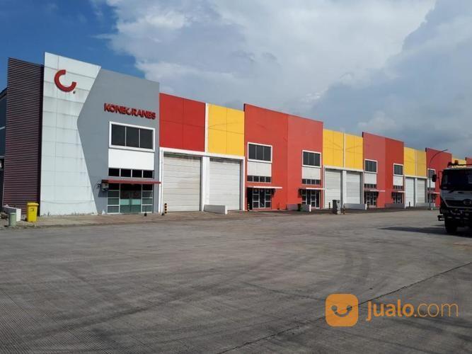 gudang di pergudangan sentral cakung business park