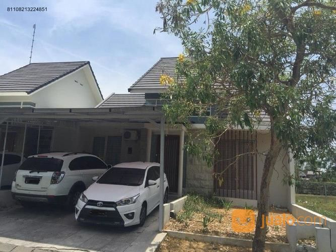 rumah palma classica - citraland, minimalis, siap huni, full furnish