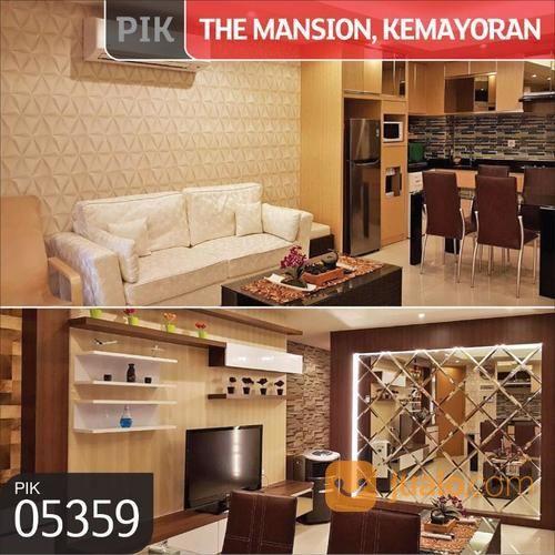 apartemen the mansion, tower a, lantai 18, kemayoran, jakarta pusat