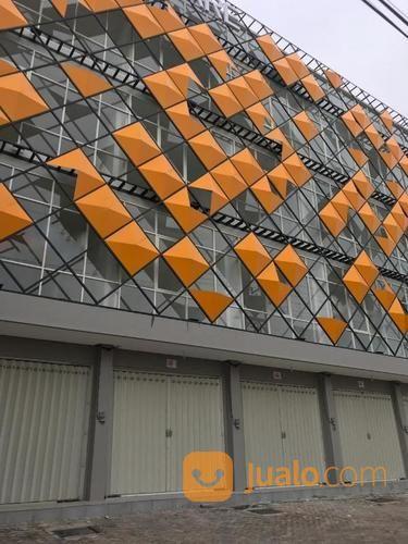 ruko 4 lantai kutai square pusat kota dekat diponegoro tersedia dua unit