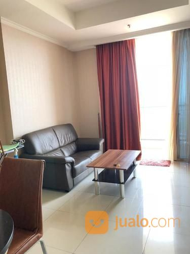 apartemen ancol mansion 1br, full furnished - jakarta, jakarta utara