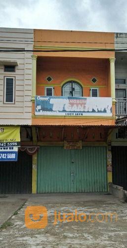 ruko 2 lantai di lingkar selatan dekat simpang acai , palmerah, kota jambi