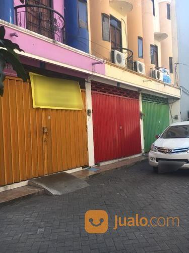 ruko siap huni 3 lantai, lokasi strategis dekat dengan jalan raya cocok utk usaha, surabaya