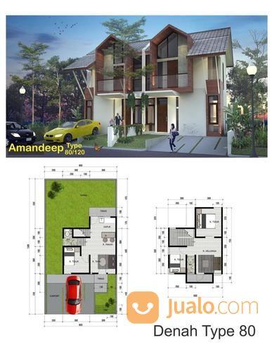 Dijual Semarang Rumah 3 Lantai Kolam Renang Waa2