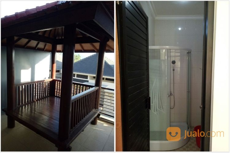 a1106 modern minimalis villa at the kusuma pinus batu,shm hoek furnished 2,5m