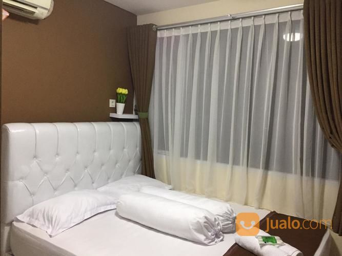 studio vip room saladin mansion apartment margonda