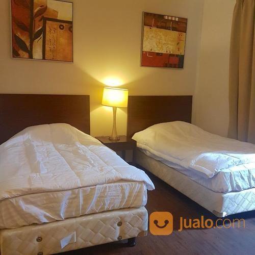 ef11d6 apartemen aston marina ancol fasilitas hotel aston jakarta utara - 1br fully furnished