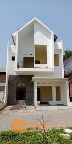 55 Gambar Rumah Minimalis 2 Lantai Mewah Terbaru