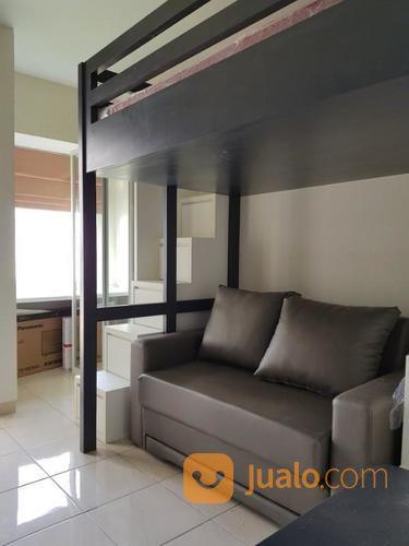 c23db3 sewa apartemen springlake view bekasi - studio 21m2 furnished