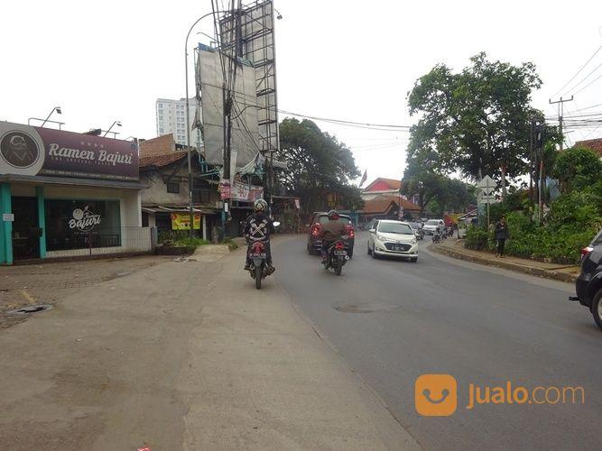 rumah kost aktiv dan tempat usaha di jalan raya jatinangor bandung