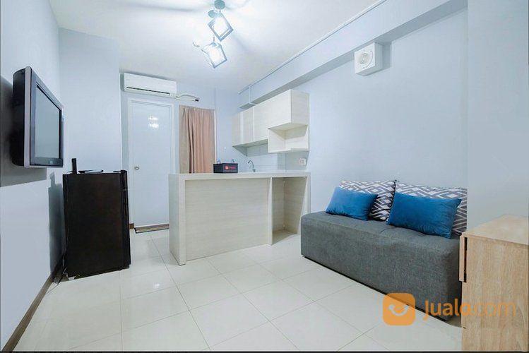 e74a5b apartemen bassura city jakarta timur - 2 br 34m2 furnished
