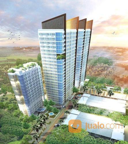 973999 apartemen tamansari mahogany bekasi - studio 21,73m2 unfurnished