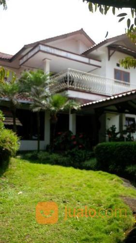 villa luas full furnished di cipanas