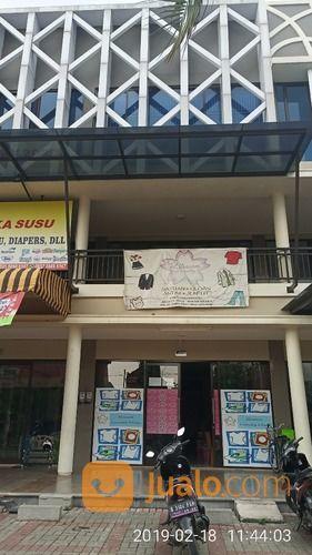 ruko 3 lt usaha laundry di golden city dekat sumarecon bekasi