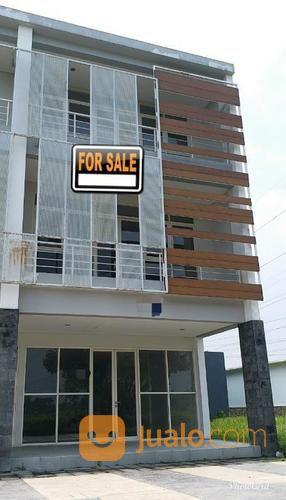 a1327 strategic location ruko royal residence 3lt hgb cocok utk kantor 5,6m nego