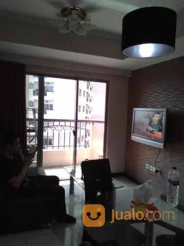 apartemen waterplace furnish connecting dua unit jadi satu