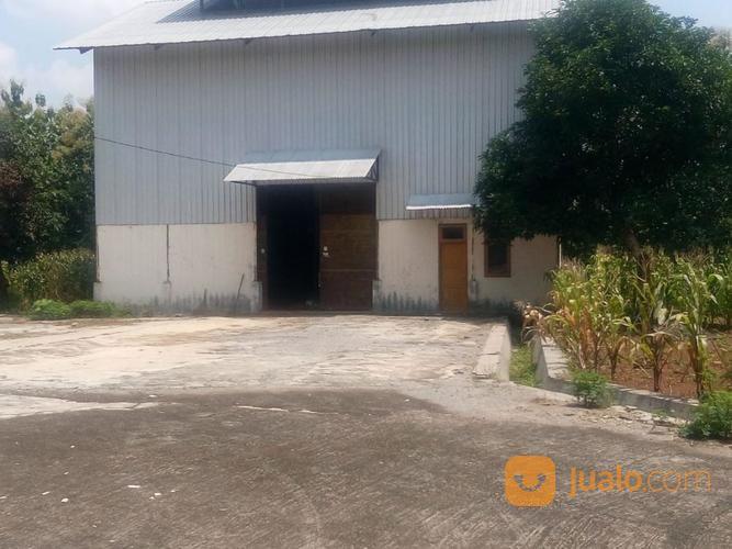 gudang murah di sukoharjo , lokasi strategis 1ha