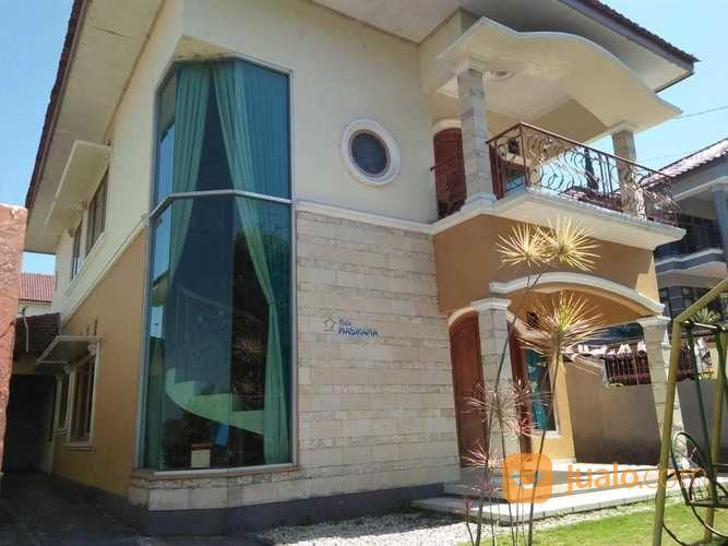 villa mewah murah di puncak gunung tawangmangu karanganyar